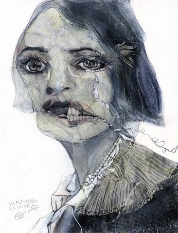 Artwork by Takihiro kimura.