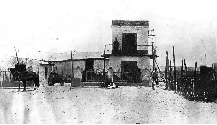 1890's Fortín sobre el Río Neuquén