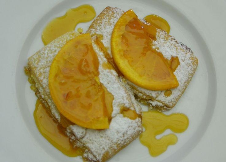 Štrúdl jinak: Pomerančově sladká Sicílie