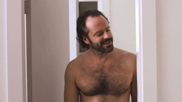Gil Bellows Shirtless in A Night for Dying Tigers