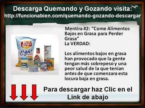 Quemando Y Gozando Reviews Quemando y Gozando de Ingrid Macher, VISITA: http://bit.ly/1n31yoE  Quemando y Gozando nos muestra ¿Por qué fallan muchas dietas de pérdida de peso?