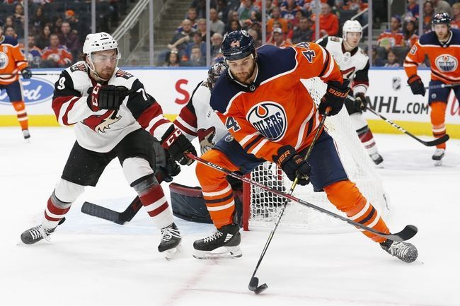 Edmonton Oilers Vs Arizona Coyotes 11 4 19 Nhl Pick Odds And Prediction Edmonton Oilers Arizona Coyotes Nhl