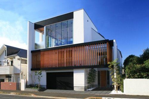 【家の外観】押さえるべき種類や外壁材。「特徴ある外観はこのように決まった」   重量木骨の家