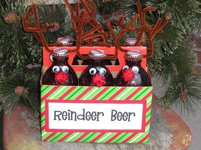 Over The Picket Fence: Reindeer Beer...