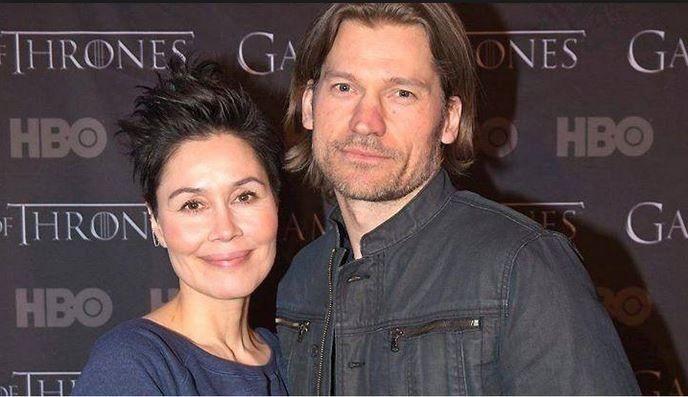 Gam Of Thrones actor Nikolaj Coster-Waldau is married to singer Nukaaka Coster-Waldau