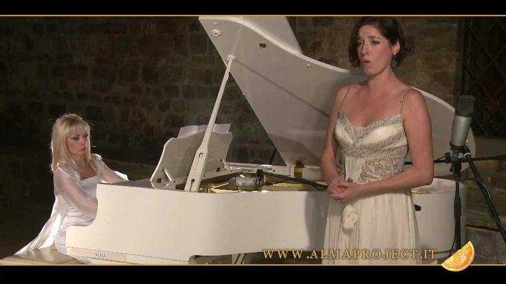 ALMA PROJECT - PB Piano & LD Soprano - Ave Maria - Panis Angelicus - Oh mio babbino caro _PB_LD -