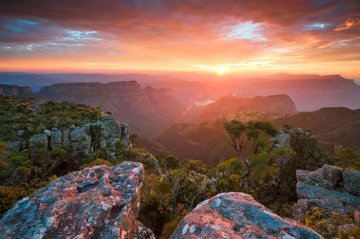 EPIC CANYON LIGHT  Blyde River Canyon, South Africa by Mark Dumbleton Photography: Africa Summer, Light Blyde, South Africa, Epic Light, Rivers, Photo