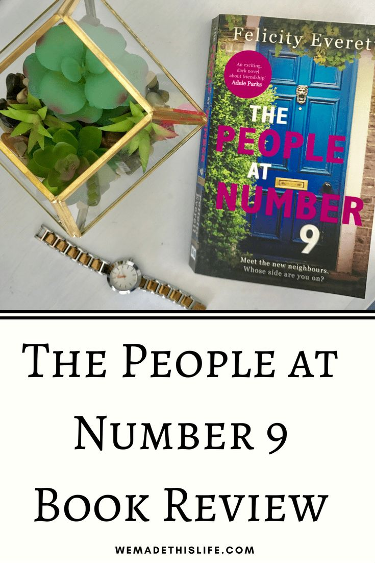 The People At Number 9 Review. The People at Number 9 by Felicity Everett
