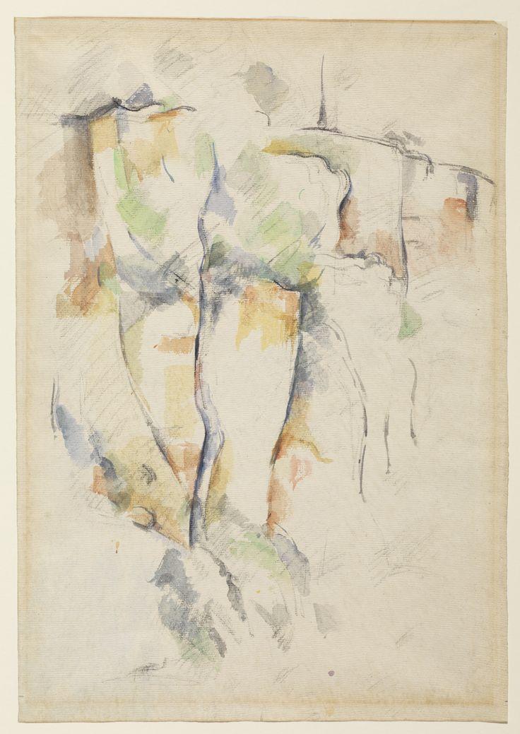 56 best Visual   Paul Cézanne, watercolor images on Pinterest ...
