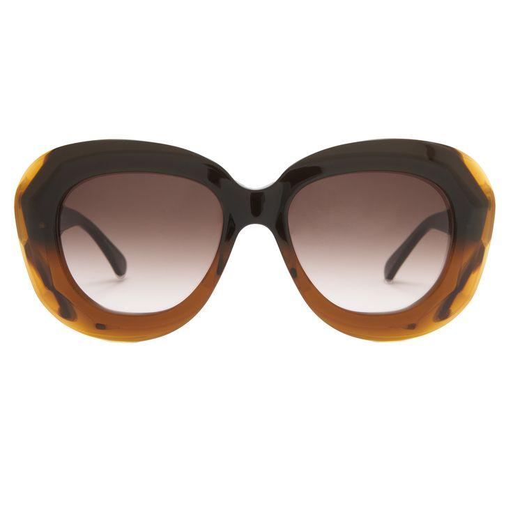 Norum (1958) in Sunset - Oliver Goldsmith Sunglasses #olivergoldsmith #sunglasses #sunset #norum