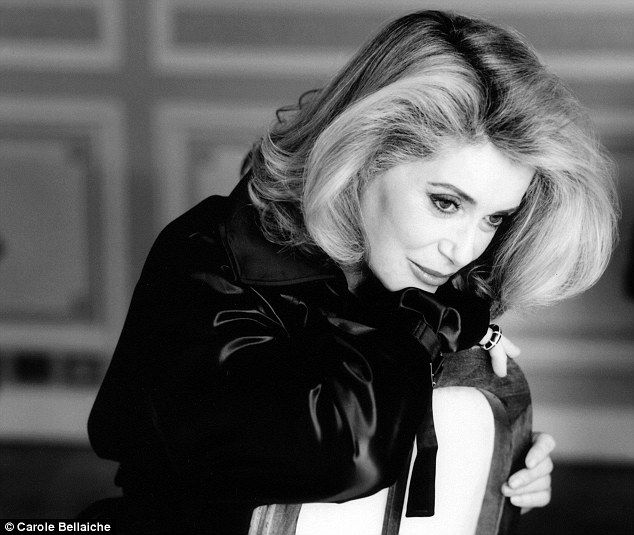 Catherine Deneuve: 'Beauty has always been a burden for me ...