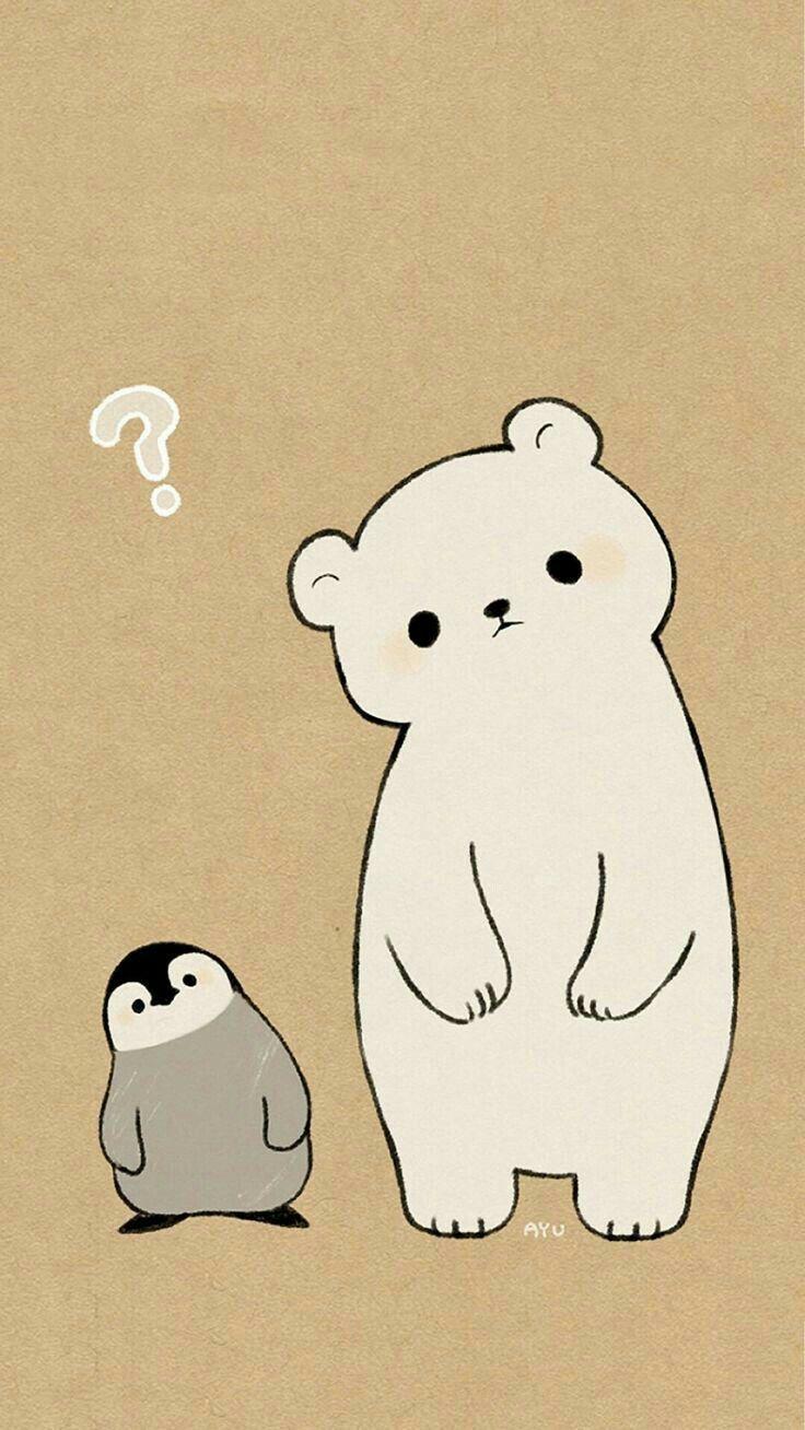 Cute Bear Cute Kawaii Drawings Cute Drawings Kawaii Drawings