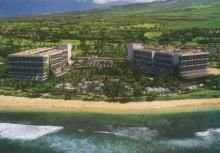 Marriott's Maui Ocean Club -- tons of by-owner rentals, usually about 50% of the resort direct price.