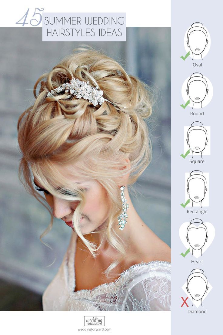 45 summer wedding hairstyles ideas | wedding hairstyles
