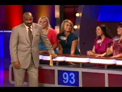Steve Harvey - Family Feud - Funny answers/Fails