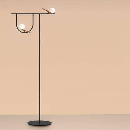 Yanzi LED Floor Lamp  |  Artemide Lighting