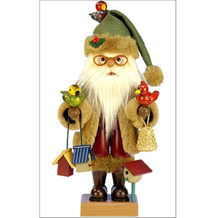 Nut Fairies Wooden Christmas Decorations