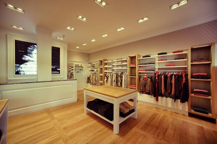 Clothing store interiors via umberto menasci clothing - Men s clothing store interior design ideas ...