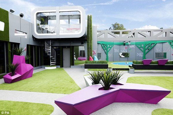 Big Brother 2014: Inside The New House