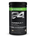 Infos and Orders at: www.goherbalife.com/goherb Herbalife24 Formula 1 Sport: Balanced with carbohydrates, proteins, vitamins and minerals, Formula 1 Sport provides a healthy meal for athletes.  Key Benefits:    - 20 vitamins and minerals    - Milk protein supports lean muscle mass    - Moderate glycemic carbohydrate blend provides immediate and sustained energy    - L-Glutamine supports muscle growth and immune function    - Antioxidant protection