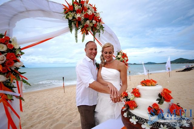 To have that perfect cake for your beach wedding, you're going to need to find that perfect baker. That perfect baker is going to be the one who can create the most gorgeous and tasty cake that you can afford.