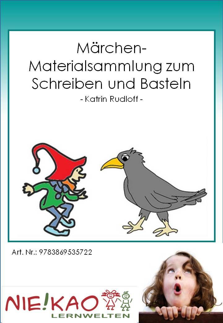 Märchen- Materialsammlung zum Schreiben und Basteln. Mehr Infos unter: www.niekao.de