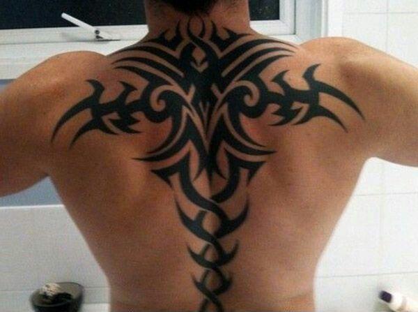 Hawaiiantattoos Tribal Back Tattoos Mens Shoulder Tattoo Tribal Tattoos For Men