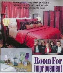trading spaces vern yip purple bedroom - Google Search