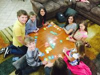 Duggar Family Blog: Updates and Pictures Jim Bob and Michelle Duggar 19 Kids and Counting TLC: Favorite Family Games