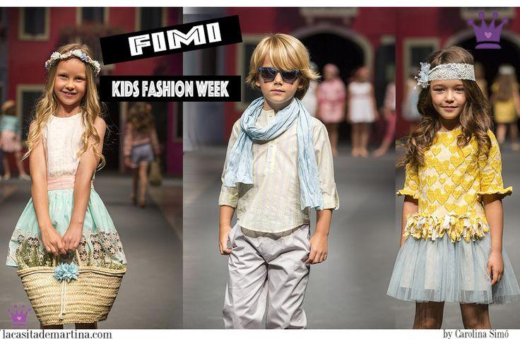 ♥ FIMI Kids Fashion Week Madrid ♥ Tendencias Moda Infantil SS 2016 – 2ª Parte