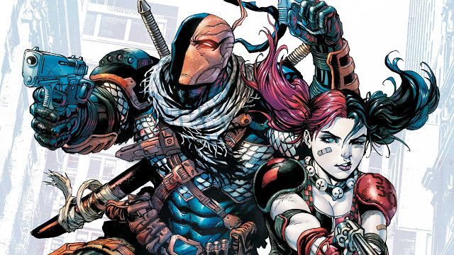 Weird Science DC Comics: Deathstroke #12 Review