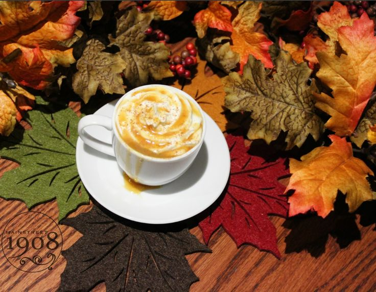 Our new Pumpkin Pie Espresso Con Panna is a tiny slice of heaven!    . . . . . . #pumpkinpie #pumpkinspice #pumpkineverything #autumn #fall #coffee #espresso #conpanna #whippedcream #barista #baristalife #pumpkinpielatte #torani #camrose #mainstreet1908