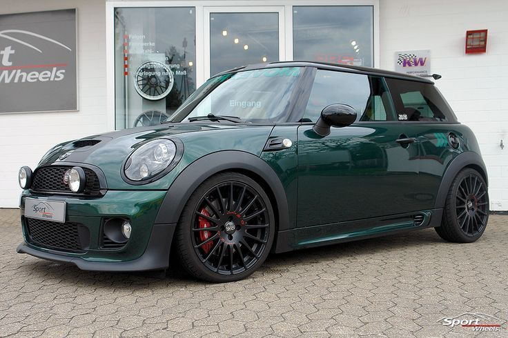 "Awesome Mini cooper  2017: Superturismo GT 18"" on Mini Cooper JCW #OZRACING... Check more at http://24cars.top/2017/mini-cooper-2017-superturismo-gt-18-on-mini-cooper-jcw-ozracing-2/"
