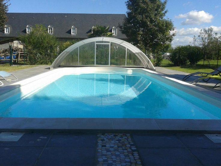 Connu Les 25 meilleures idées de la catégorie Gite avec piscine couverte  NU32