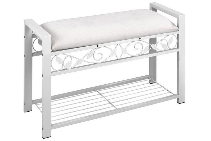 die besten 25 schuhbank wei ideen auf pinterest ikea. Black Bedroom Furniture Sets. Home Design Ideas