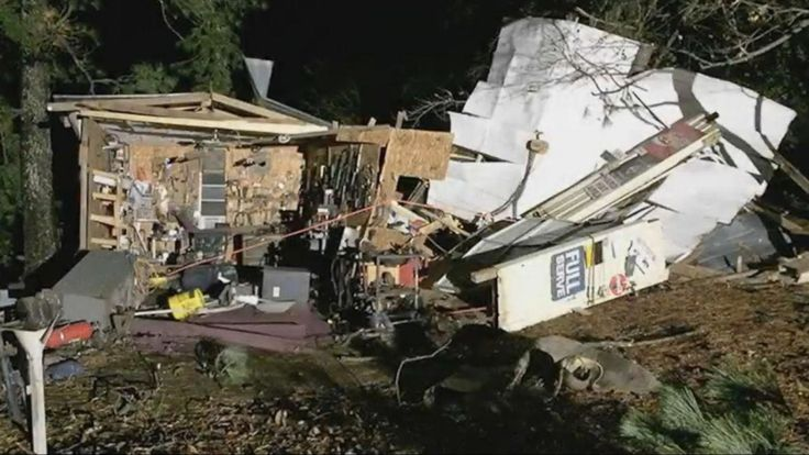 Severe weather injured several people and damaged dozens of buildings, including a church and a 24-hour daycare.
