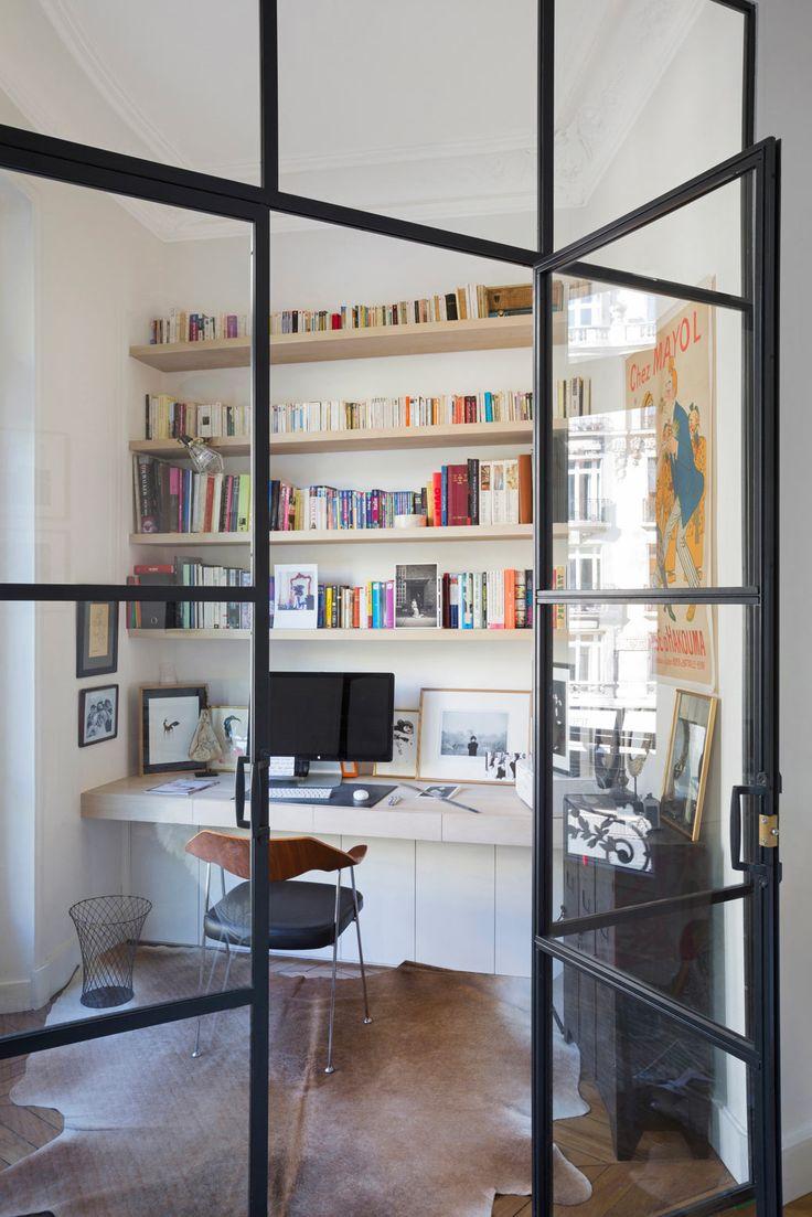 les 25 meilleures id es de la cat gorie porte battante sur. Black Bedroom Furniture Sets. Home Design Ideas