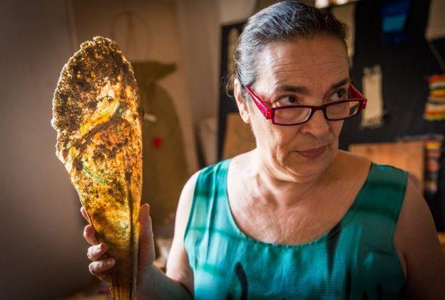 Chiara Vigo: The last woman who makes sea silk