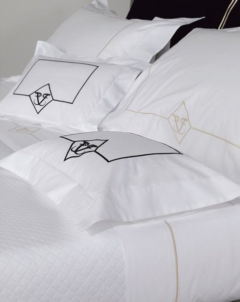 FRETTE Bed Linen Design From Elite Yacht Linen