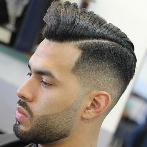 pictures of fade haircuts 25 best ideas about taper fade with part on 2403 | a031ae73ccd9561c4cfe6942a58ae136 good haircuts haircuts for men
