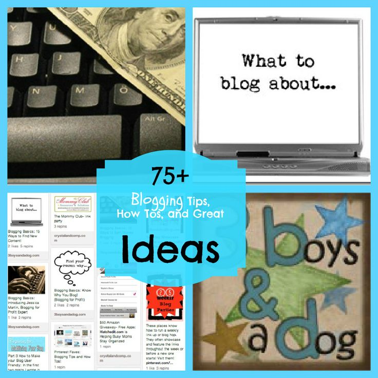 Check out our weekly Party! Link up anything! I'm featuring Blogging Tips, How Tos, and Great Ideas