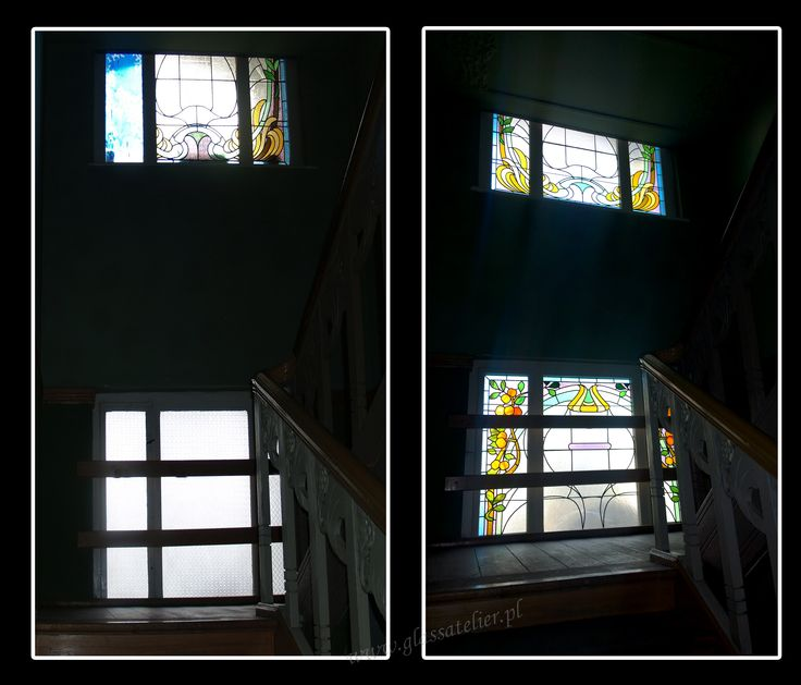 #konserwacja #stainedglass #glassatelier #pracownia witrazy