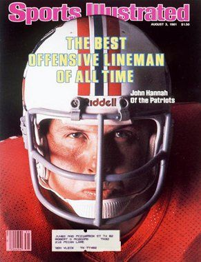 John Hannah New England Patriots Publications