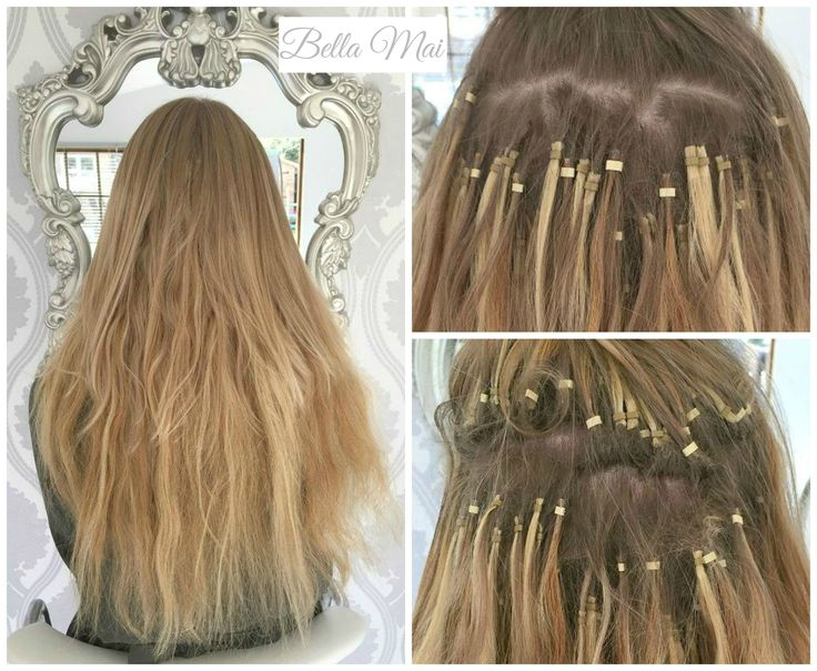 Badly Fitted Micro Ring Extensions Not My Work Next