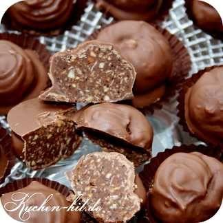 Nutella Pralinen Rezept - Pralinen einfach selber machen