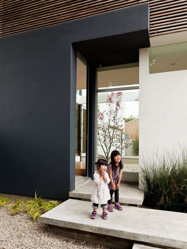 Though tricked out with high-tech touches, this house's greenest feature is decidedly low tech: the family's intention to make it their lifelong home.