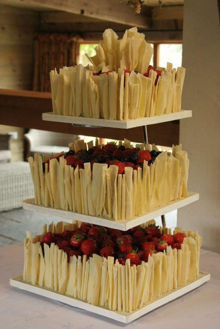 Torte nuziali al cioccolato  (Foto 26/42) | PourFemme