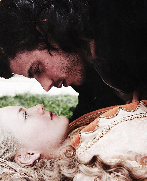 Cesare & Lucrezia Borgia, The Borgias.  Season 1.