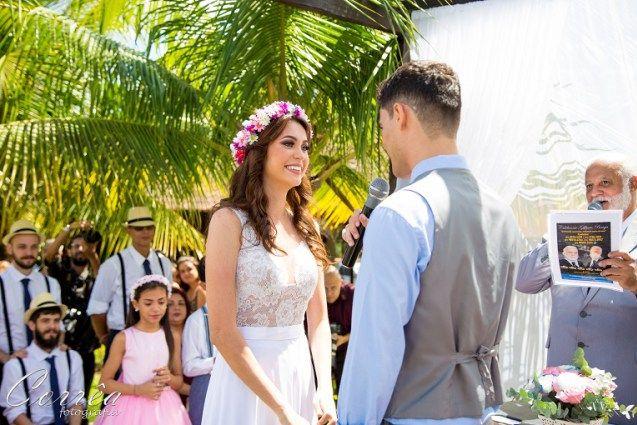 Casamento em sítio durante o dia {Juliana e Roberto} - À Moda da Noiva | Blog de Casamento com estilo por Luana ZabotÀ Moda da Noiva | Blog de Casamento com estilo por Luana Zabot