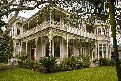 Victorian villa (Devonport, New Zealand)